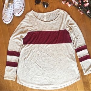 Vanilla Bay Long Sleeve Top